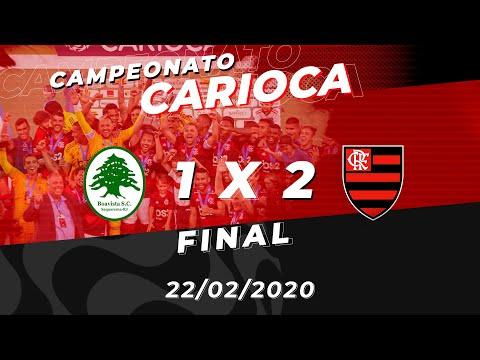 Boavista X Flamengo Ao Vivo - Final Carioca