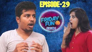 Friday Fun Ep- 29 | Telugu Comedy Video 2018 | Date with FB Friend | Avinash Varanasi | Srikanth