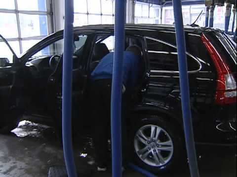 On the Job - Tops Carwash