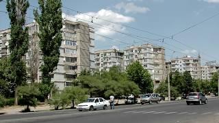 12 микрорайон города Душанбе