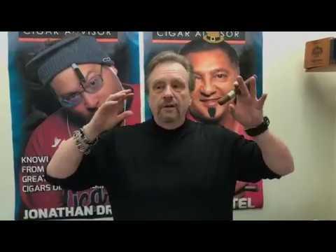 Cigar Advisor LIVE Show! - Episode 64 [March 14th, 2018]
