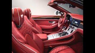 2020 Bentley Continental GT Convertible  – FIRST LOOK