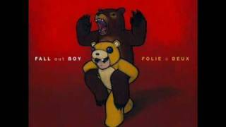 Fall Out Boy - (Coffee's For Closers) (CD QUALITY) + Lyrics