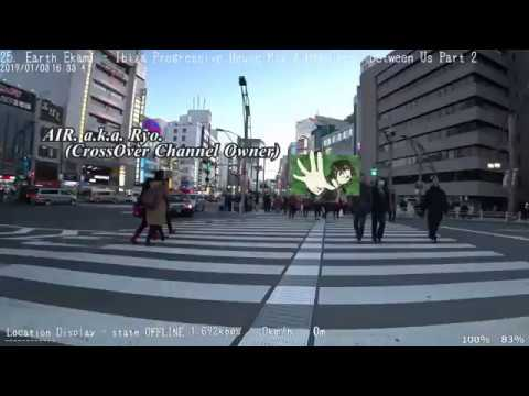 【Broadcasting】 New Year Tokyo BROMPTON Cycling 44【SONY HDR-AS300】