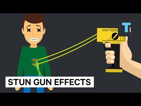 Thumbnail: Here's how much damage a stun gun does to your brain and body