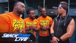 The New Day ask The Miz for help: SmackDown LIVE, June 5, 2018