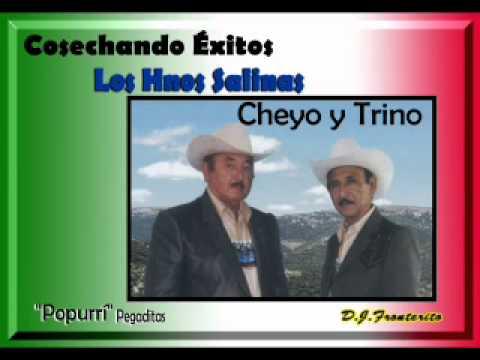 Los Hnos Salinas Cheyo y Trino - Popurrí Norteño