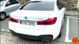"""BMW 540i : Une BRUTE """"élégante"""" !"""