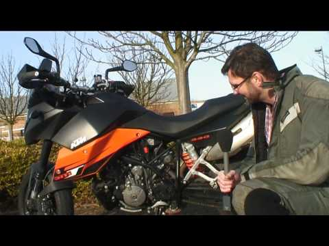 2009 KTM 990 SMT longterm report