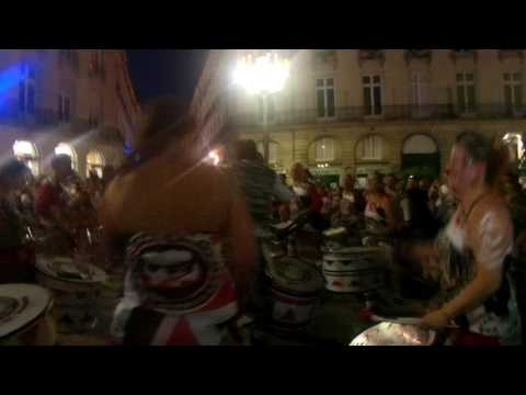 Batala Nantes - Fête de la Musique Nantes 2017 - 2