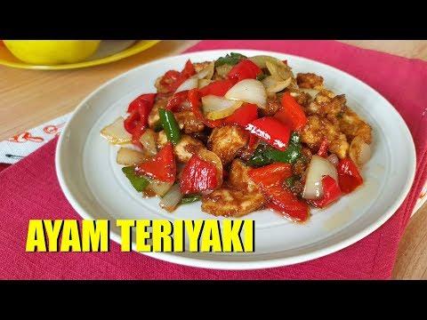resep-simple-ayam-teriyaki- -ayam-goreng-teriyaki- -tips-cara-mudah-membersihan-biji-cabe-besar