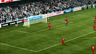 FIFA 12 Virtual Pro Club Goals Compilation (PC)
