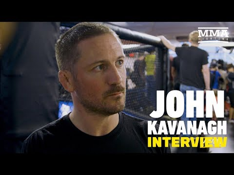 Thumbnail: John Kavanagh Believes Conor McGregor KOs Floyd Mayweather in First Round in 8oz Gloves