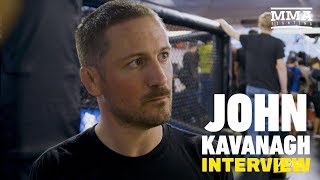 John Kavanagh Believes Conor McGregor KOs Floyd Mayweather in First Round in 8oz Gloves