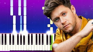 Niall Horan - Nice To Meet Ya (Piano Tutorial)