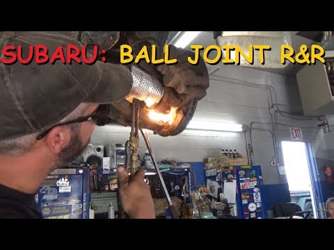 Subaru – Ball Joint Replacement