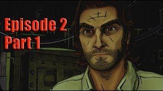 The Wolf Among Us Episode 2 Part 1 Interrogation!