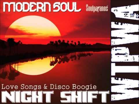Mix Modern Soul - Night Shift (59 min)