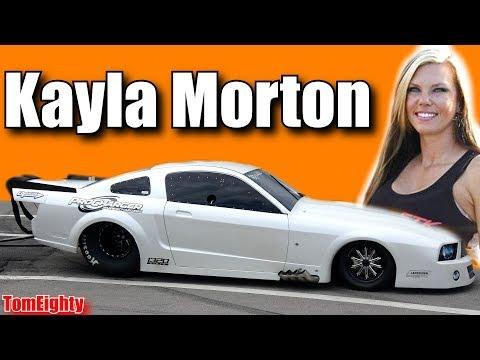 Street Outlaws Kayla Morton takes on Birdman