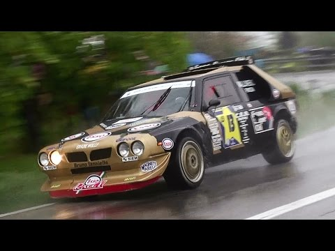 13° Rally Legend 2015 - Day 2 Show! - Pure Sound [HD]