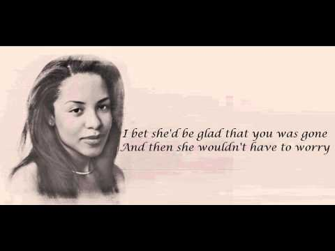Aaliyah - If Your Girl Only Knew Lyrics HD