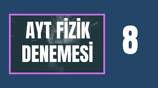 ÖZDEBİR 2126 AYT FİZİK ÇÖZÜMLERİ