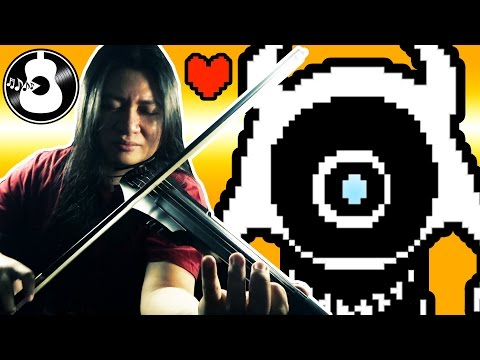 Undertale - Enemy Approaching (Rock Violin Cover/Remix) || String Player Gamer