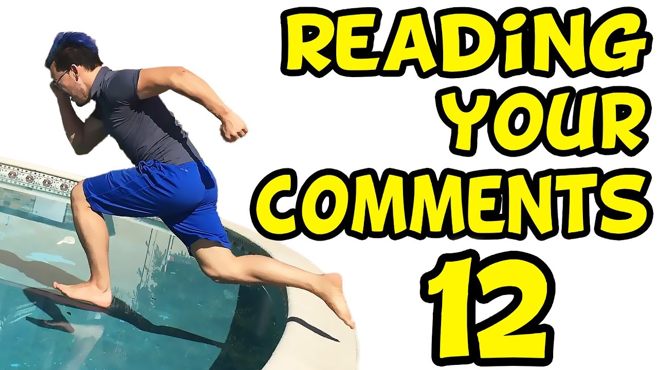 RUNNING ON WATER   Reading Your Comments #12