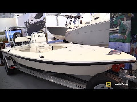 2018 Maverick 18 HPX Fishing Boat - Walkthrough - 2019 Miami Boat Show