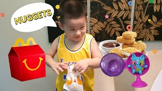Funwithdoremi  Happy Meal  Pikmi Pops Surprise  Toy  Nuggets