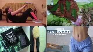 ХУДЕЮ С CHLOE TING Flat Tummy Challenge 18 20 ДЕНЬ КЕТО ДИЕТА ИЗБАВЛЯЮСЬ ОТ ЦЕЛЛЮЛИТА С RICHE