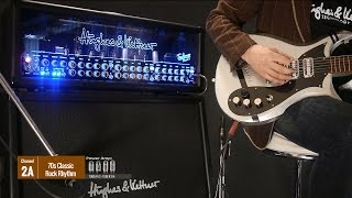 The Hughes & Kettner TriAmp Mark 3 - In-depth Demo and Tutorial
