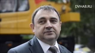 Производство автокранов открылось в Хабаровске(, 2017-06-08T23:37:01.000Z)