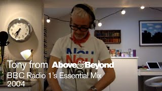 BBC Radio 1 Essential Mix 2004: Recreated by Tony McGuinness - Livestream DJ set [@Anjunabeats]