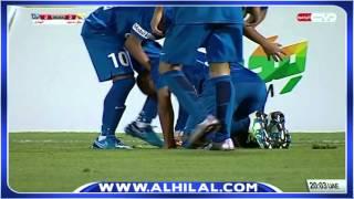 أهداف مباراة الهلال 4 : 3 ريال مدريد - نصف نهائي بطولة حمدان الدولية للناشئين 2017 Video