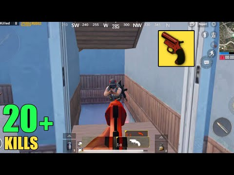 NO WEAPONS!! | CAN I WIN WITH FLARE GUN | PUBG MOBILE