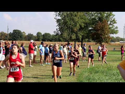 Richland County High School Cross Country Invitational Girls Race