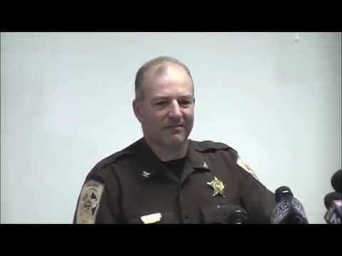 Sheriff Kevin Hall Explains How Michael Perdue Case Was Solved