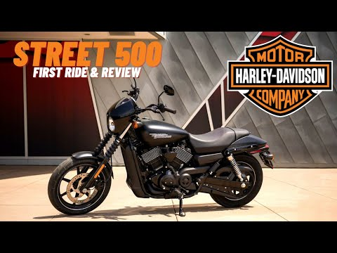 2020 Harley-Davidson Street 500 First Ride & Review