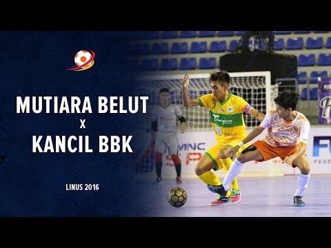 Mutiara Belut Lampung (4) VS (7) Kancil BBK Pontianak : Highlight LFN 2016 - Match