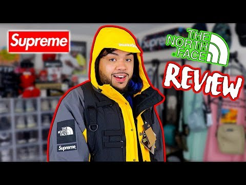Supreme North Face RTG Jacket REVIEW | SS20 TNF Legit Check
