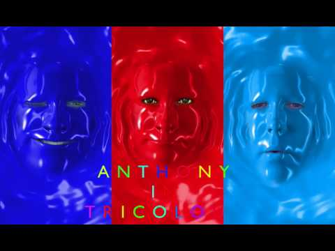 Anthony in TRICOLOUR