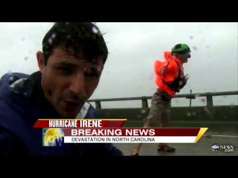 Hurricane Irene Leaves Path Of Destruction