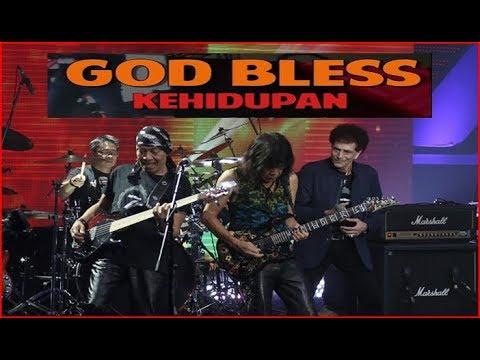 GOD BLESS Band KEHIDUPAN : Music Legend