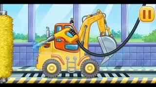 Игры для мальчиков: машинки для детей, конструктор