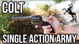 Video Colt Single Action Army: Shooting The Legendary Revolver download MP3, 3GP, MP4, WEBM, AVI, FLV Agustus 2018