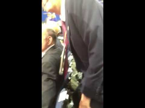Failed Attempt to Interview David Koch at the 2012 RNC