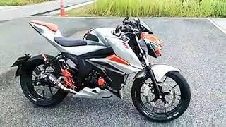 Video RACUNNN   GSX 150 Bandit By Thailand Modif download MP3, 3GP, MP4, WEBM, AVI, FLV September 2018