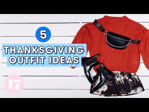 15 Comfy-Cute Thanksgiving Outfits That Are Comfy Enough for Seconds