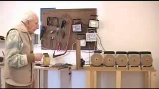 Produire de lélectricité gratuitement - Génératrice magnétique